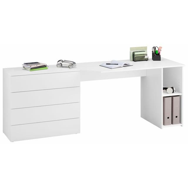 borchardt Möbel Schreibtisch »Wallis«