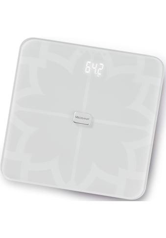 """Medisana Körper - Analyse - Waage """"BS 450 connect"""" kaufen"""