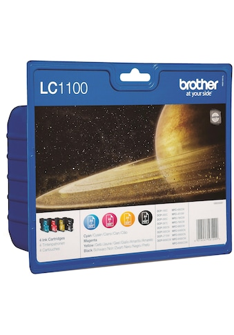 Brother Tintenpatrone »LC1100 TINTE VALUEPACK« kaufen