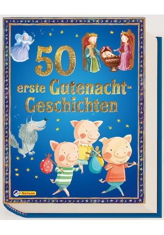 Buch »50 erste Gutenacht-Geschichten / DIVERSE« kaufen