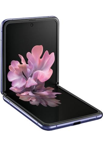 Samsung Galaxy Z Flip Smartphone (17,03 cm / 6,7 Zoll, 256 GB, 12 MP Kamera) kaufen