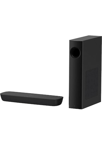 Panasonic »SC - HTB254EGK« Soundbar (Bluetooth, 120 Watt) kaufen