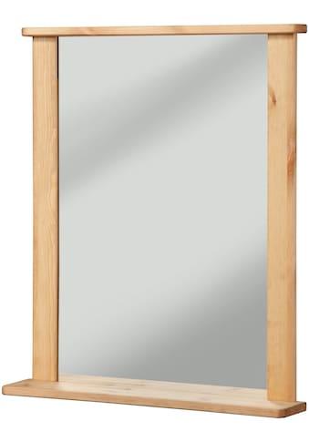 WELLTIME Spiegel »Sylt«, Landhaus, Breite 65 cm, aus Massivholz kaufen