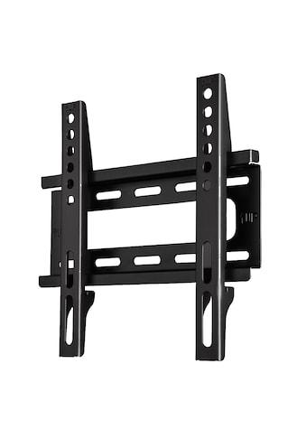 Hama TV - Wandhalterung FIX, 3 Sterne, 117 cm (46), Schwarz kaufen