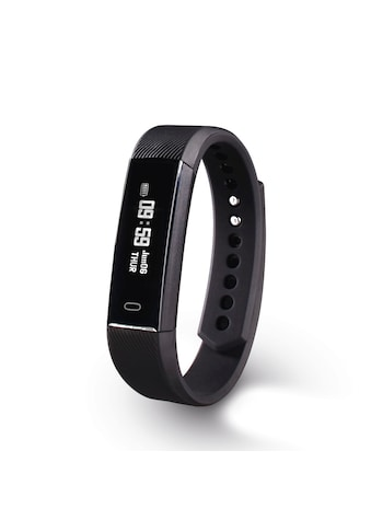 Hama Fitness-Tracker »Fit Track 1900«, Uhr/Pulsuhr/Schrittzähler/App kaufen