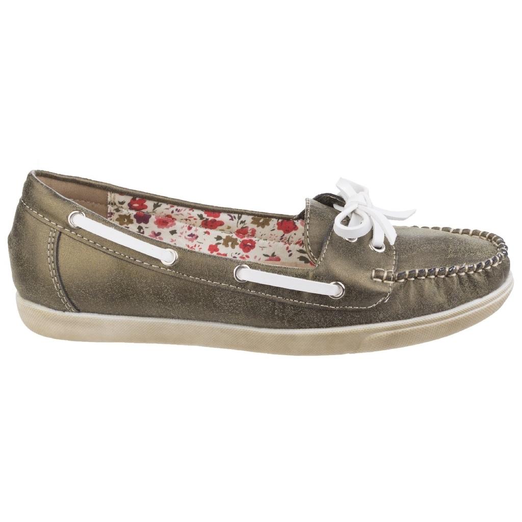Fleet & Foster Bootsschuh »Damen Melbeck leichte Boot Schuhe«