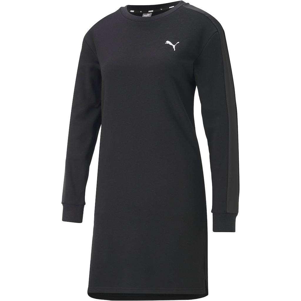 PUMA Sweatkleid »STYLE CAT Crew Dress«