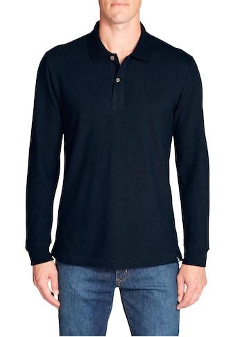 Eddie Bauer Poloshirt, Classic Field Pro - Langarm kaufen