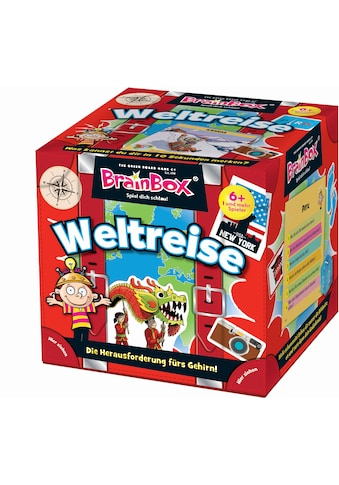 BrainBox Spiel »BrainBox, Weltreise« kaufen