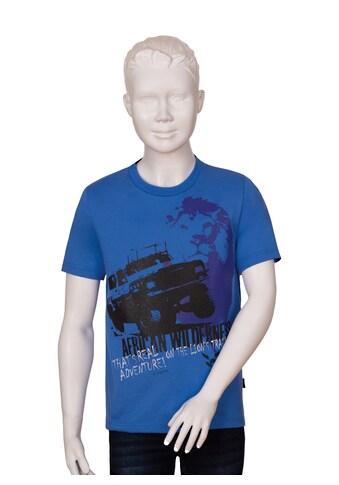 Trigema T-Shirt, für Jungen mit großem Druckmotiv kaufen