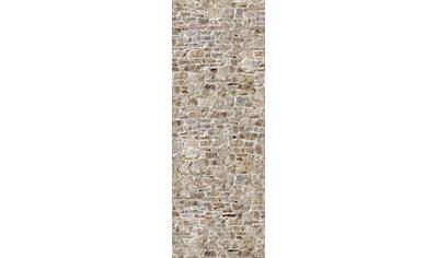 queence Vinyltapete »Abdullah«, Steinoptik, 90 x 250 cm, selbstklebend kaufen