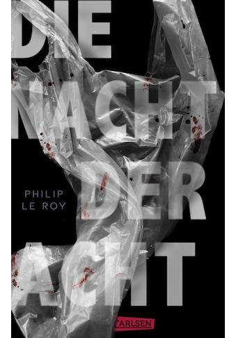 Buch »Die Nacht der Acht / Philip Le Roy, Maja von Vogel« kaufen