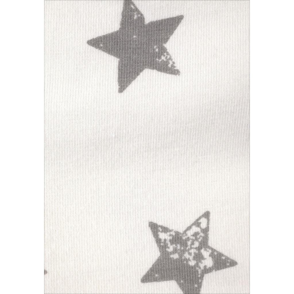 Arizona Set: Bustier, (4 tlg., mit Panty), mit Sternendruck