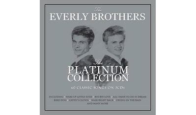 Musik-CD »The Platinum Collection / Everly Brothers,The« kaufen