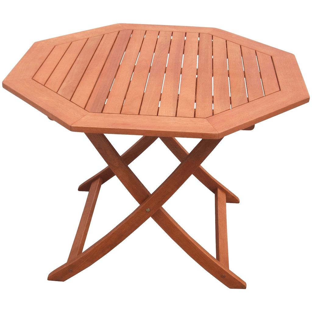 MERXX Gartentisch, Breite 110 cm