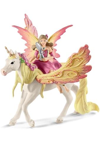 """Schleich® Spielfigur """"bayala, Feya mit Pegasus - Einhorn (70568)"""" kaufen"""