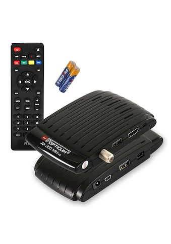 Opticum Red SAT-Receiver »AX 300 Mini v3 Full HD«, ( ), PVR Ready, EasyFind Ready kaufen