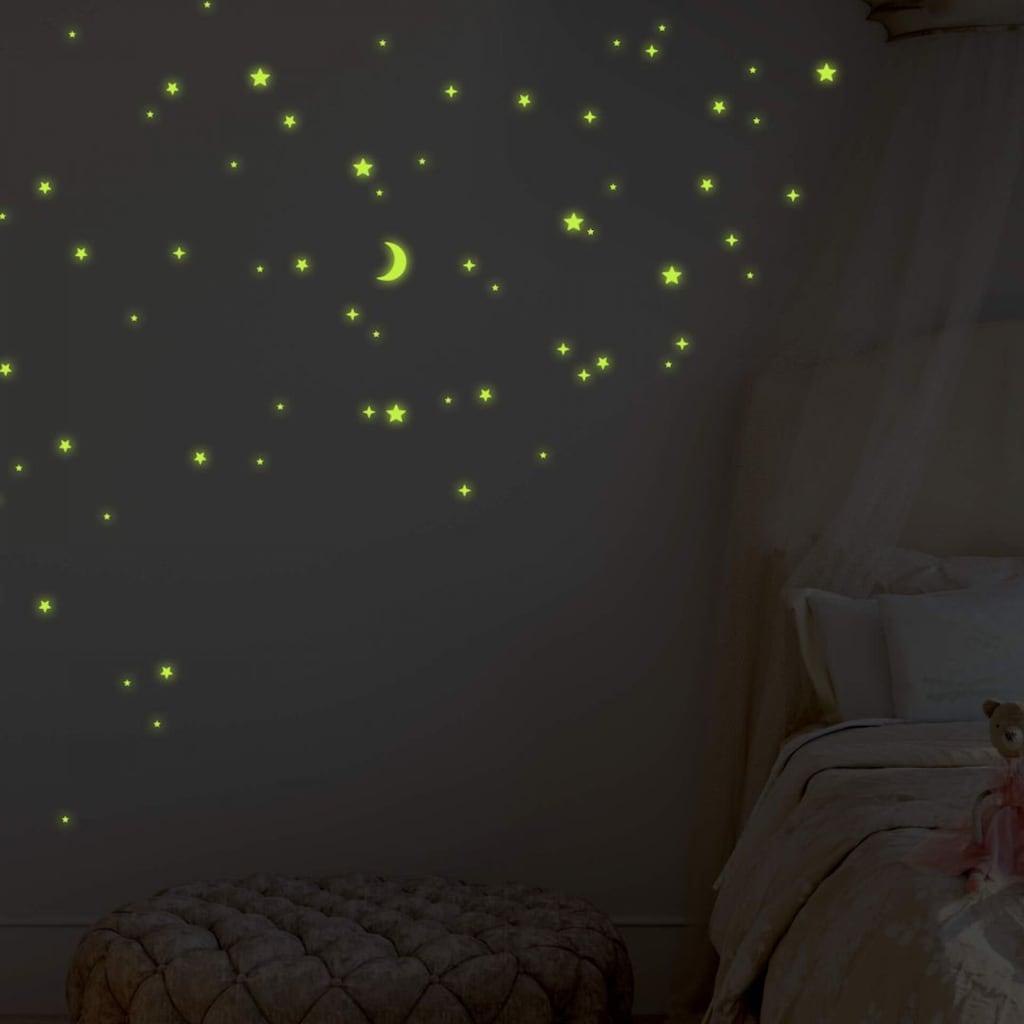 Wall-Art Wandtattoo »Leuchtsterne Sternenhimmel«