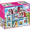 "Playmobil® Konstruktions-Spielset ""Mein Großes Puppenhaus (70205), Dollhouse"", Kunststoff, (592-tlg.)"