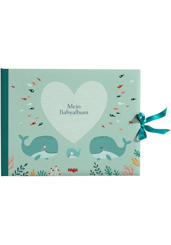 Haba Fotoalbum »Mein Babyalbum Meereswelt« kaufen