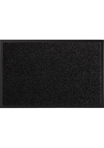 HANSE Home Fußmatte »Garden Brush«, rechteckig, 9 mm Höhe, Schmutzfangmatte, In- und... kaufen