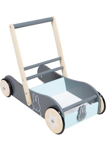 roba® Lauflernwagen »Miffy«, mit Bremse kaufen