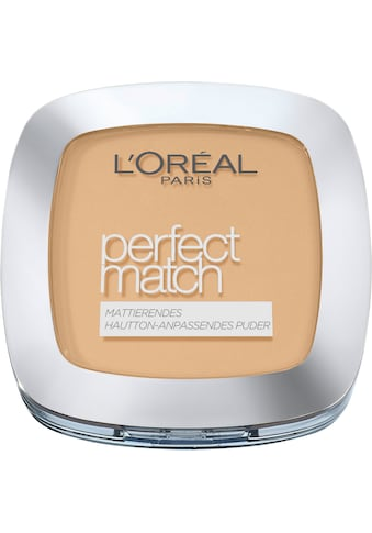 L'ORÉAL PARIS Puder »Perfect Match« kaufen