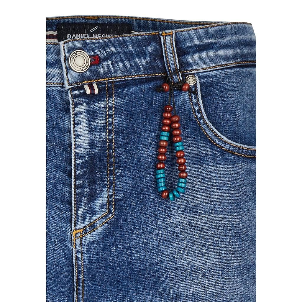 Daniel Hechter Modern Fit Jeans Bermuda