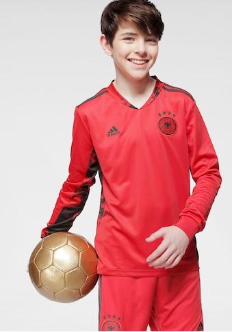 adidas Performance Torwarttrikot »EM 2021 DFB Torwart-Heimtrikot Kinder« kaufen