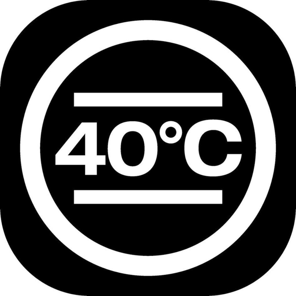 f.a.n. Frankenstolz Naturhaarkissen »Wolle«, Füllung: Wollkugeln (100% Schurwolle), Bezug: Baumwoll-Perkal, (1 St., 1-tlg.), Hohe Feuchtigkeitsaufnahme, sehr guter Temperaturausgleich