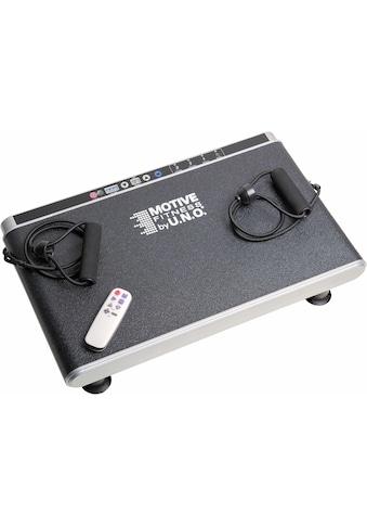 MOTIVE FITNESS by U.N.O. Vibrationsplatte »Elegance«, 200 W, 30 Intensitätsstufen,... kaufen