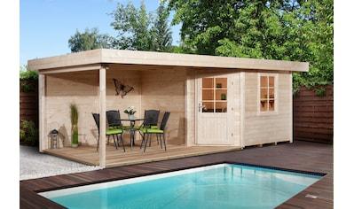 weka Gartenhaus »Designhaus 213B Gr.2« kaufen