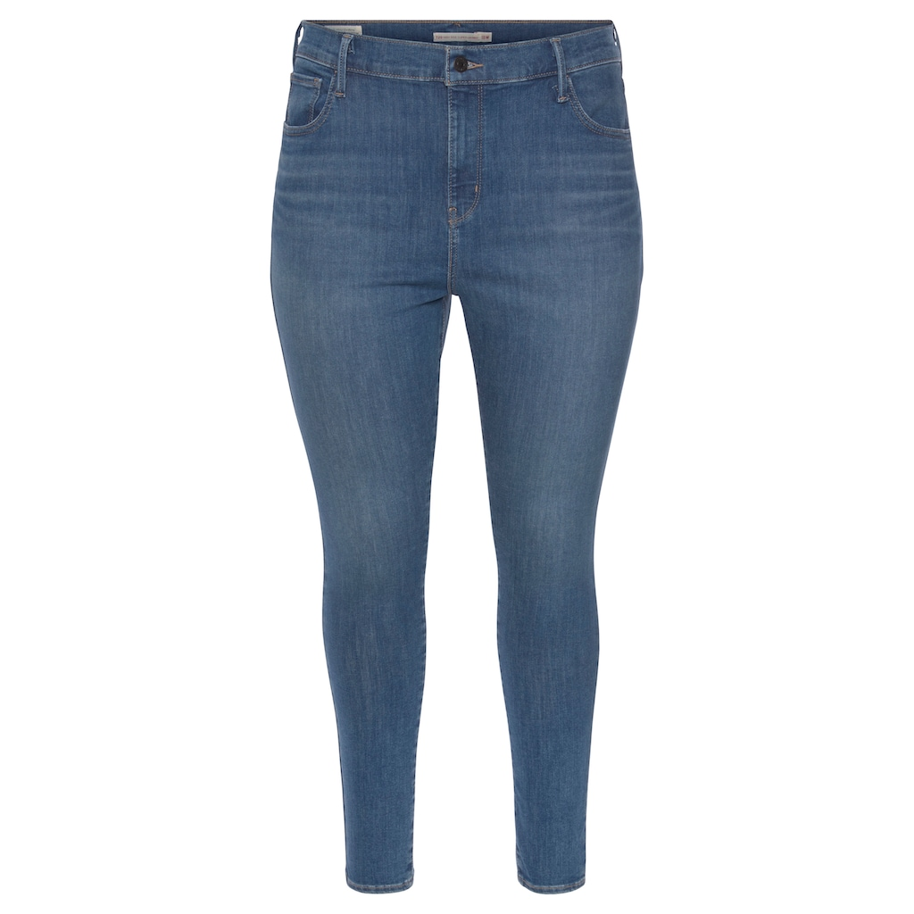 Levi's® Plus Skinny-fit-Jeans »720 High-Rise«, mit hoher Leibhöhe