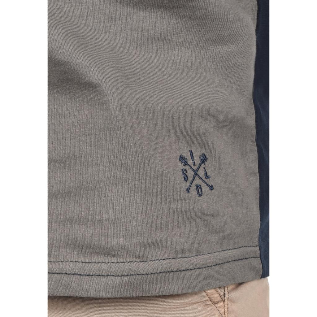 Solid Tanktop »Minho«, Ärmelloses Shirt