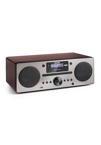 Auna Micro Anlage Digitalradio UKW Tuner DAB+ Radio CD Player USB »Harvard« kaufen