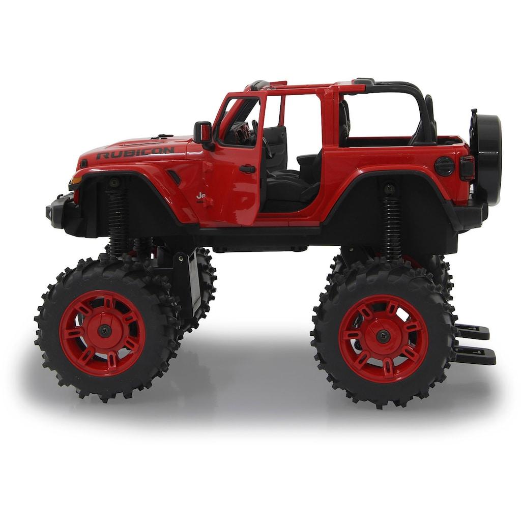 Jamara RC-Auto »BigWheel 1:14 - 2,4 GHz, rot«