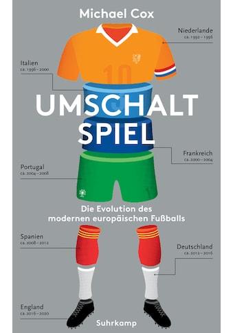 Buch »Umschaltspiel / Michael Cox, Stephan Gebauer« kaufen