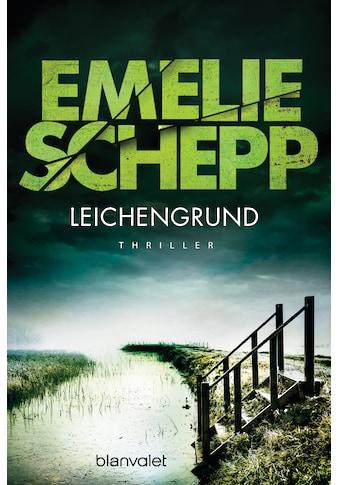 Buch »Leichengrund / Emelie Schepp, Annika Krummacher« kaufen