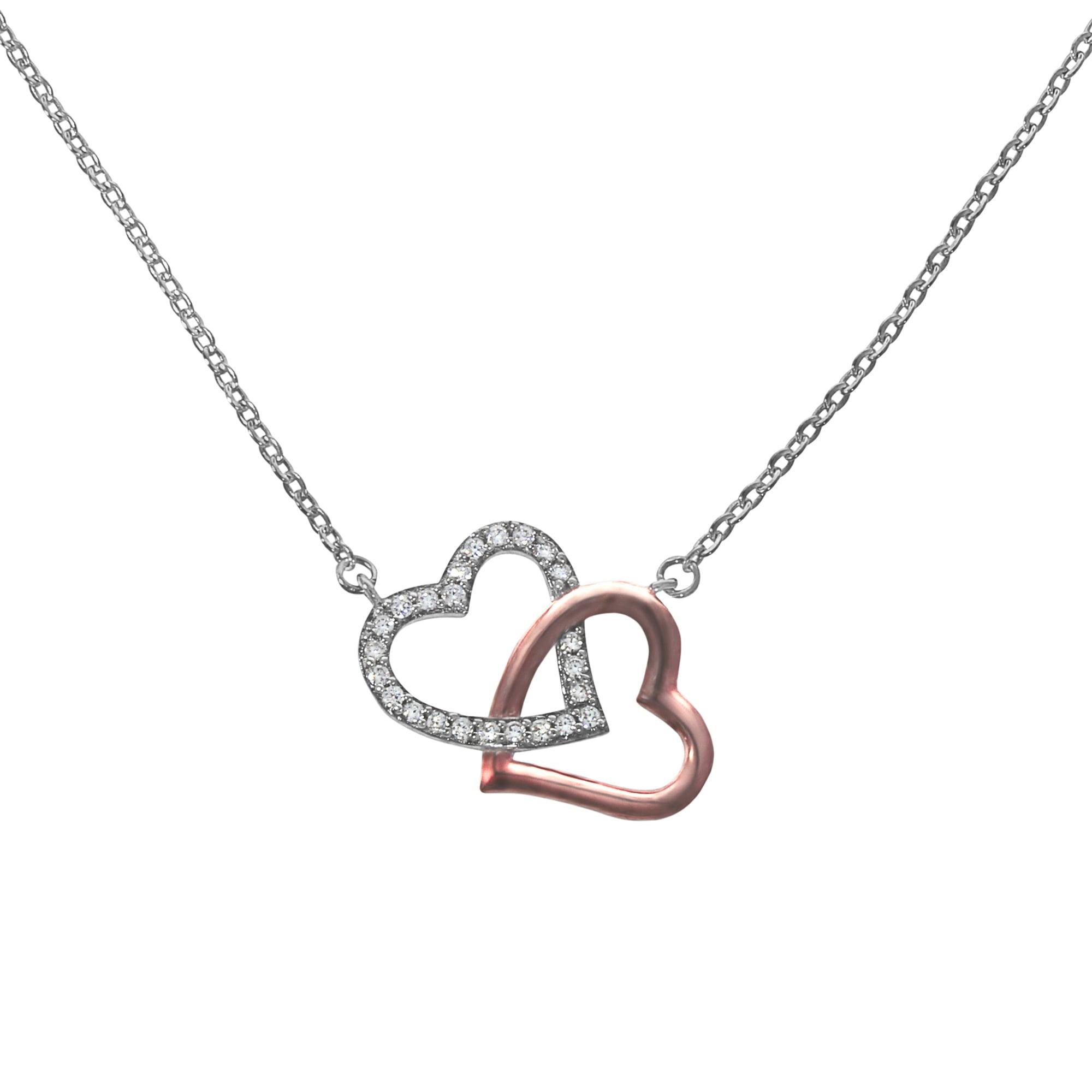 Qualität zuerst ungleich in der Leistung bestbewertetes Original Fossil Halskette Silber Herz Preisvergleich • Die besten ...