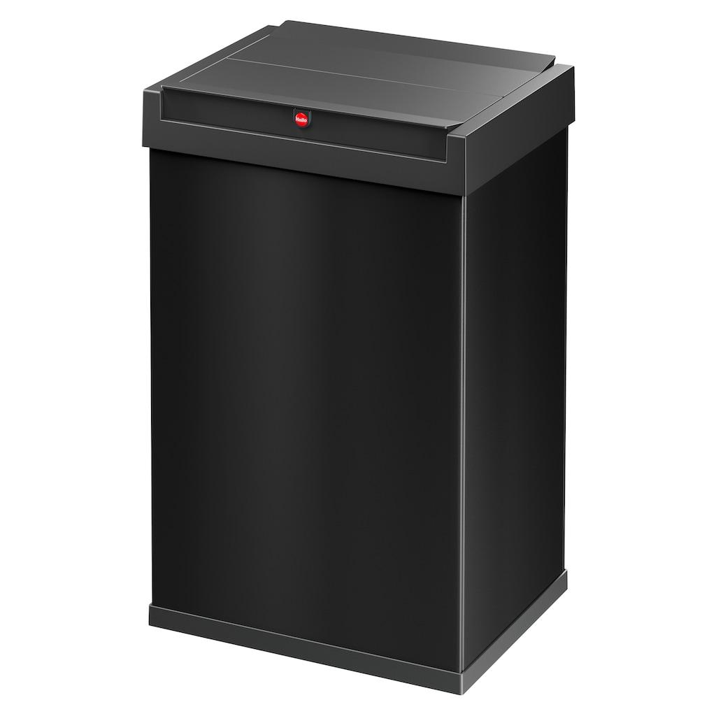 Hailo Mülleimer »Big-Box Swing L«, schwarz, Fassungsvermögen ca. 35 Liter
