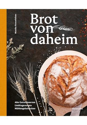 Buch »Brot von daheim / Monika Rosenfellner« kaufen