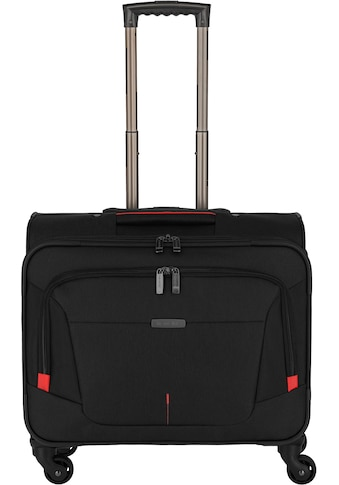 "travelite Business - Trolley ""@work, 45 cm Schwarz"", 4 Rollen kaufen"