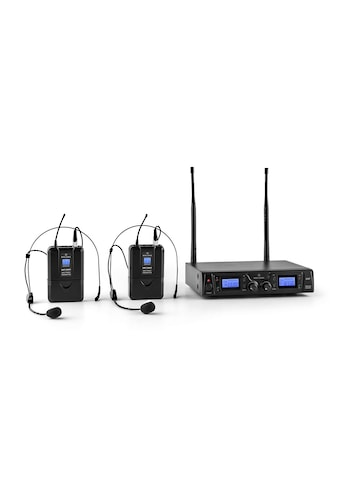 Malone 2 - Kanal UHF - Funkmikrofon - Set 50m Reichweite »Duett - Pro - V2« kaufen