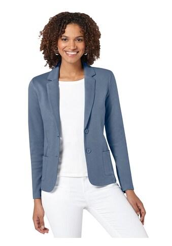 Jersey - Blazer mit Reverskragen kaufen