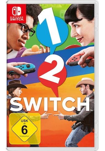 Nintendo Switch Spiel »1-2-Switch«, Nintendo Switch kaufen