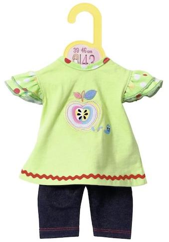 Zapf Creation® Puppenkleidung »Dolly Moda Shirt mit Leggings« kaufen