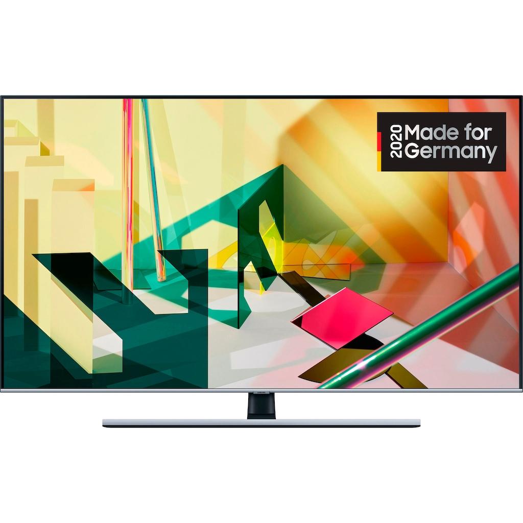 "Samsung QLED-Fernseher »GQ65Q75T«, 163 cm/65 "", 4K Ultra HD, Smart-TV"