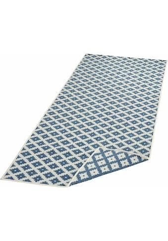 bougari Läufer »Nizza«, rechteckig, 5 mm Höhe, In- und Outdoor geeignet, Wendeteppich kaufen