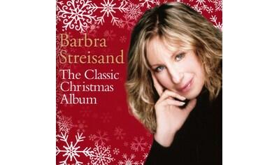 Musik - CD The Classic Christmas Album / Streisand,Barbra, (1 CD) kaufen