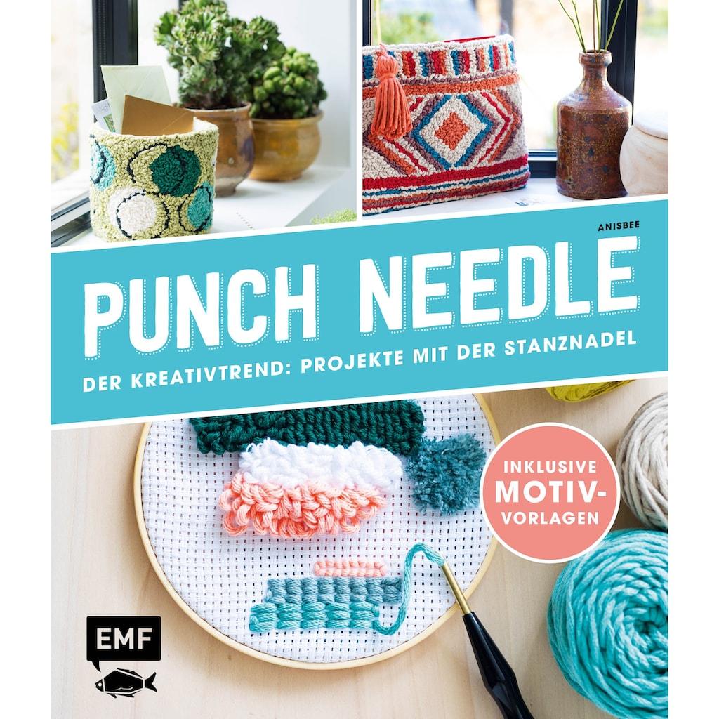 Buch »Punch Needle - Der Kreativtrend: Projekte mit der Stanznadel / Anisbee«